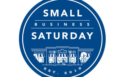 Santa is Here on Small Business Saturday