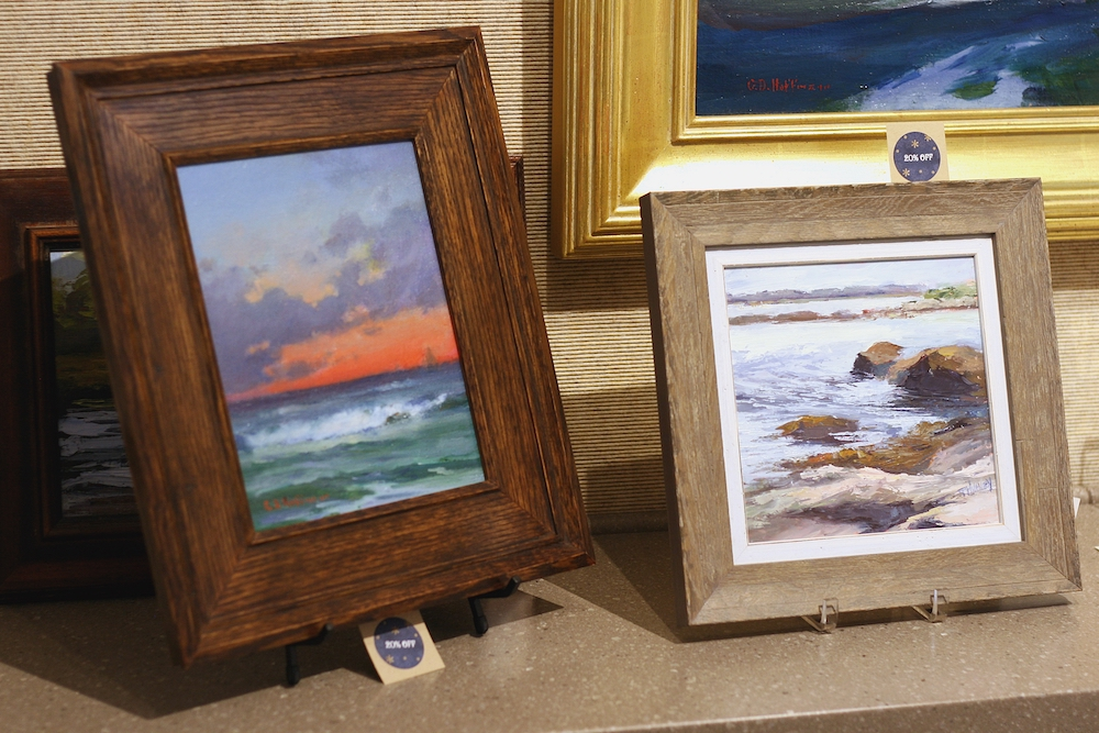 framed art at page waterman