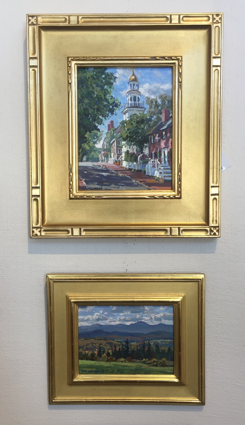 new england art paintings