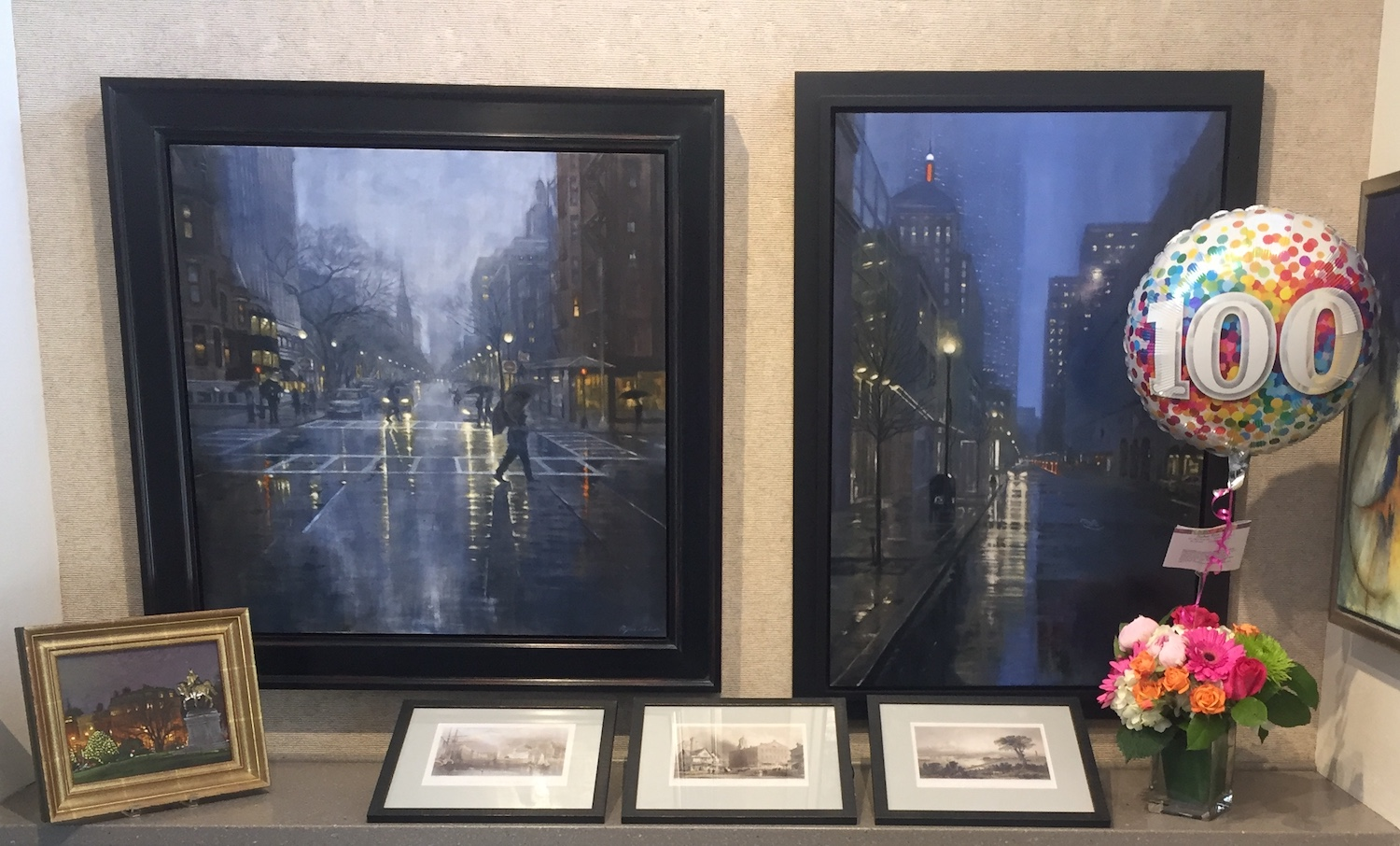private art sale, save on framed and unframed art in the Gallery at Page Waterman