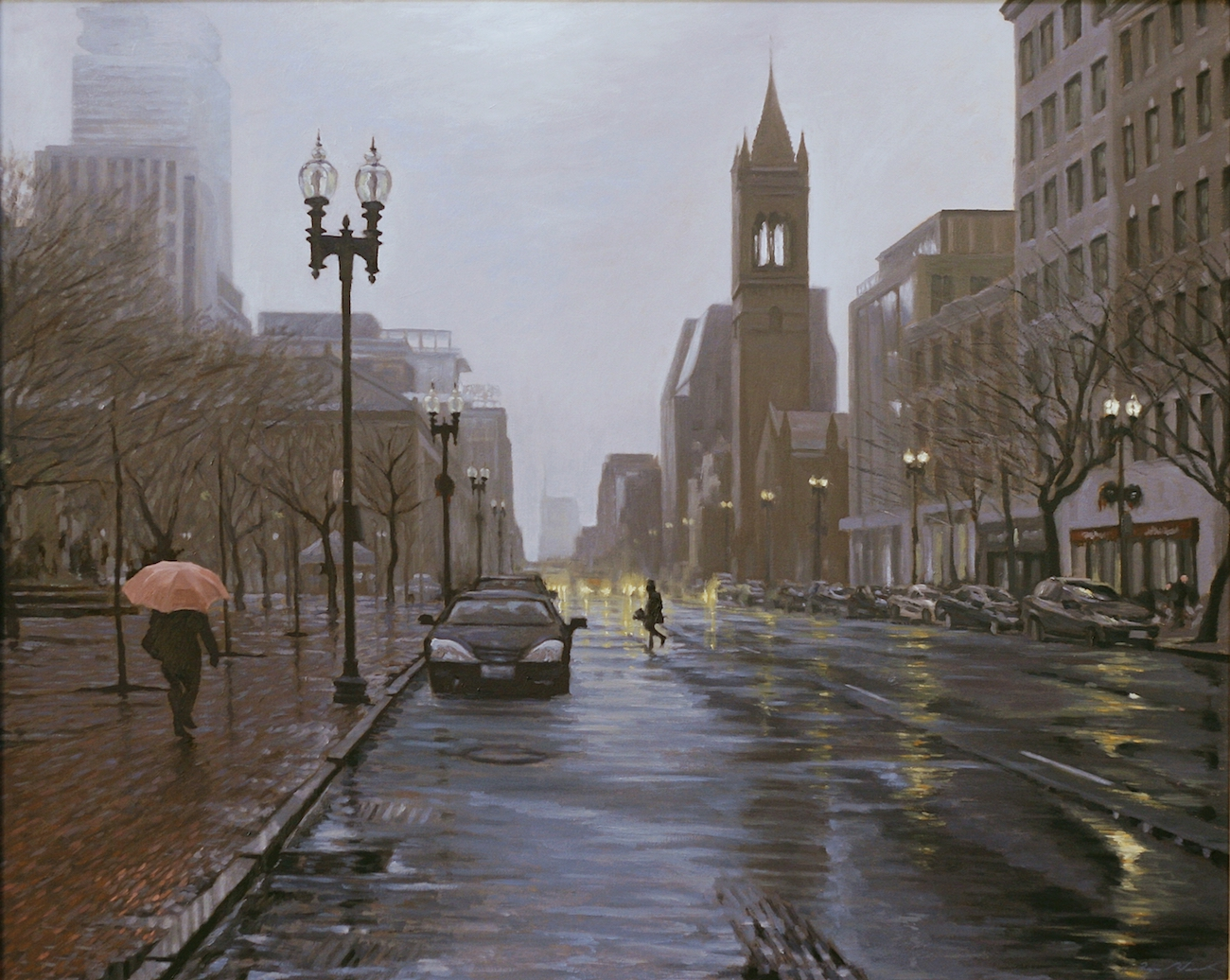 Copley Square by Ryan Black