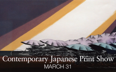 Japanese Print Show March 31