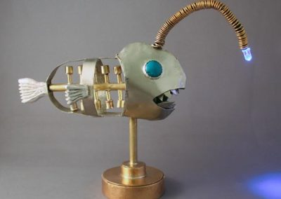 """Anglerfish<br><span style=""""color: #ff5c00; font-weight: 600;"""">HONORABLE MENTION</span>"""