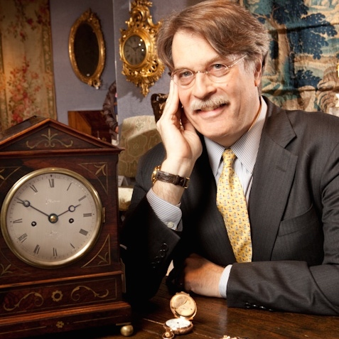 Jonathan Snellenburg – Senior Specialist – Director of US Clocks & Watches, Bonhams