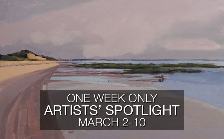 One Week Only Artists' Spotlight March 2-10