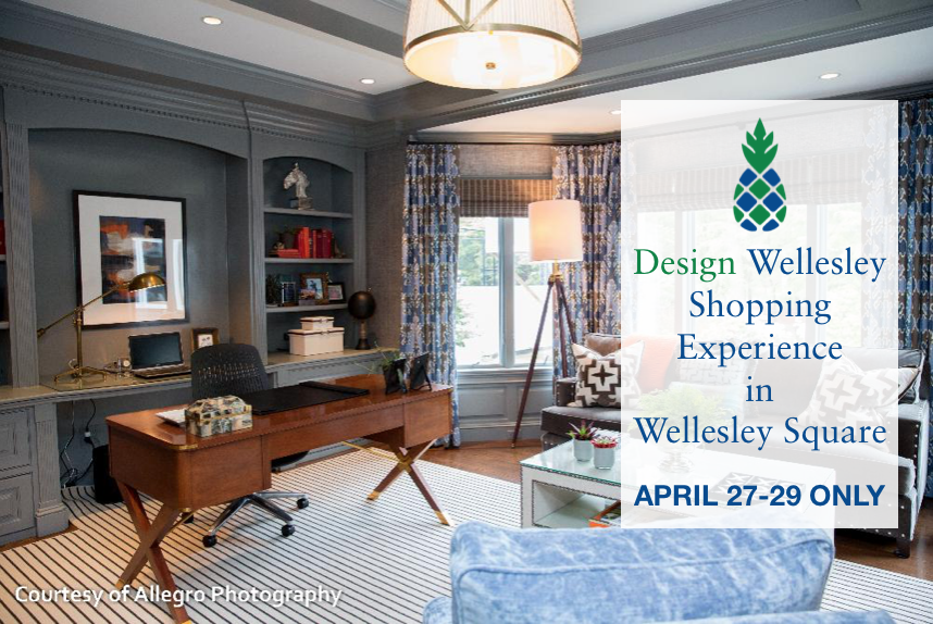 Design Wellesley 2018 at Page Waterman Fine Framing in Wellesley Square