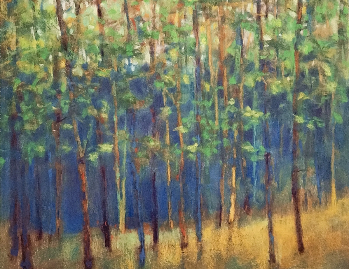 Fine art on sale at Page Waterman, Gallery and Framing, Wellesley Square