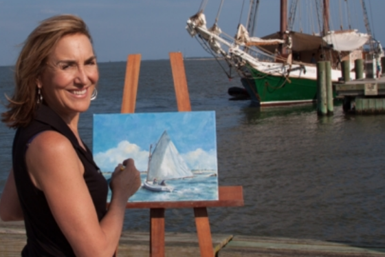 Fine art by Michelle Jung is available at Page Waterman, Gallery & Framing in Wellesley, MA