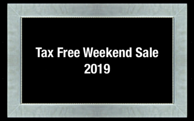 Tax Free Weekend Sale 2019
