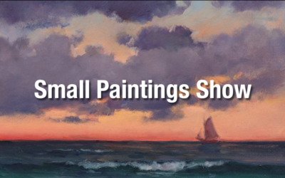 Small Paintings Show 2019