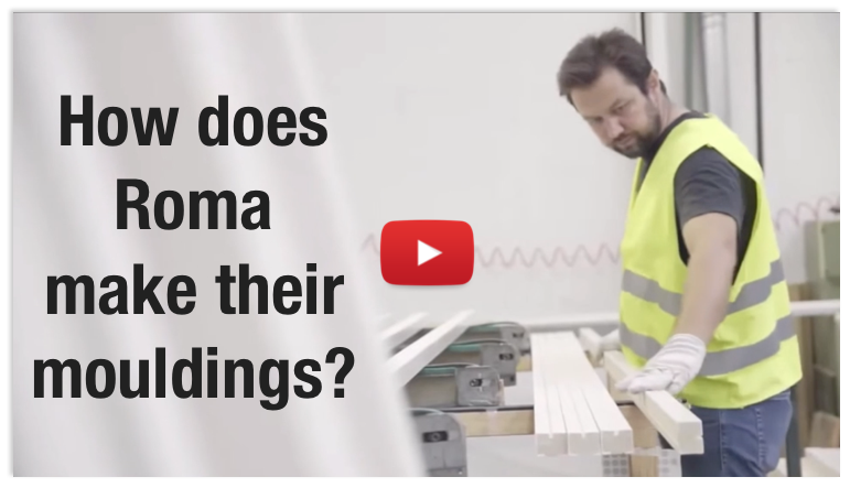How Does Roma Make Their Mouldings